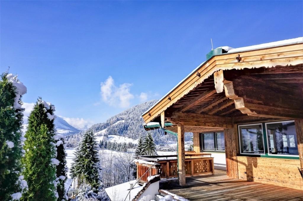 Chalet de luxe en vente en Autriche, Kitzbuhel