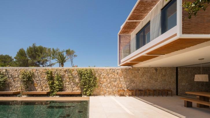 Maison d'architecte à Majorque, Baléares