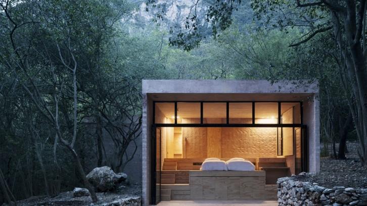 Maison de luxe au Mexique