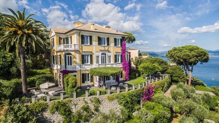 Propriété de prestige en vente à Portofino