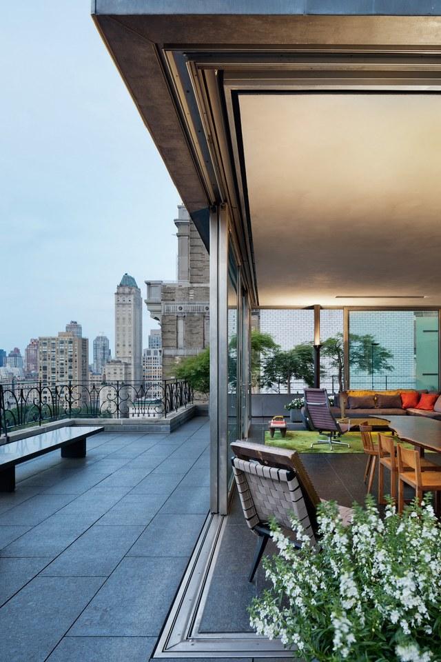Appartement de luxe dans la ville