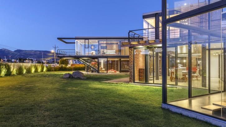 Studio Ortega, maison de luxe en Equateur
