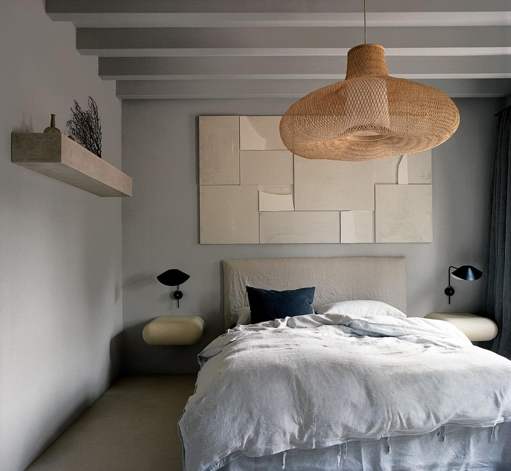 Design et luxe dans une maison à Ibiza