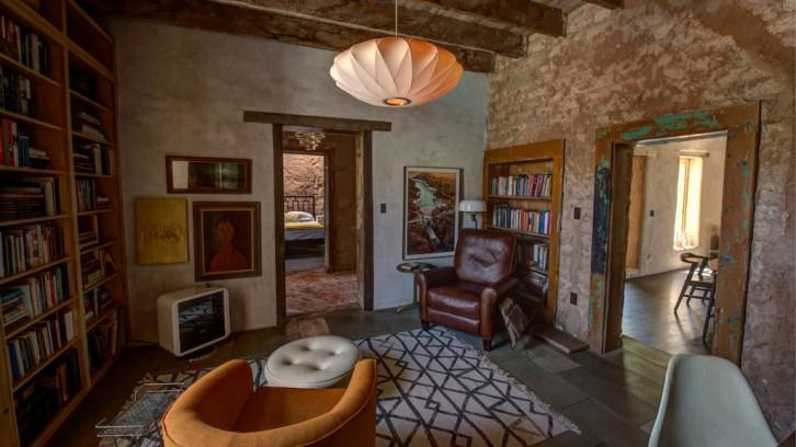 Diane Keaton maison rustique