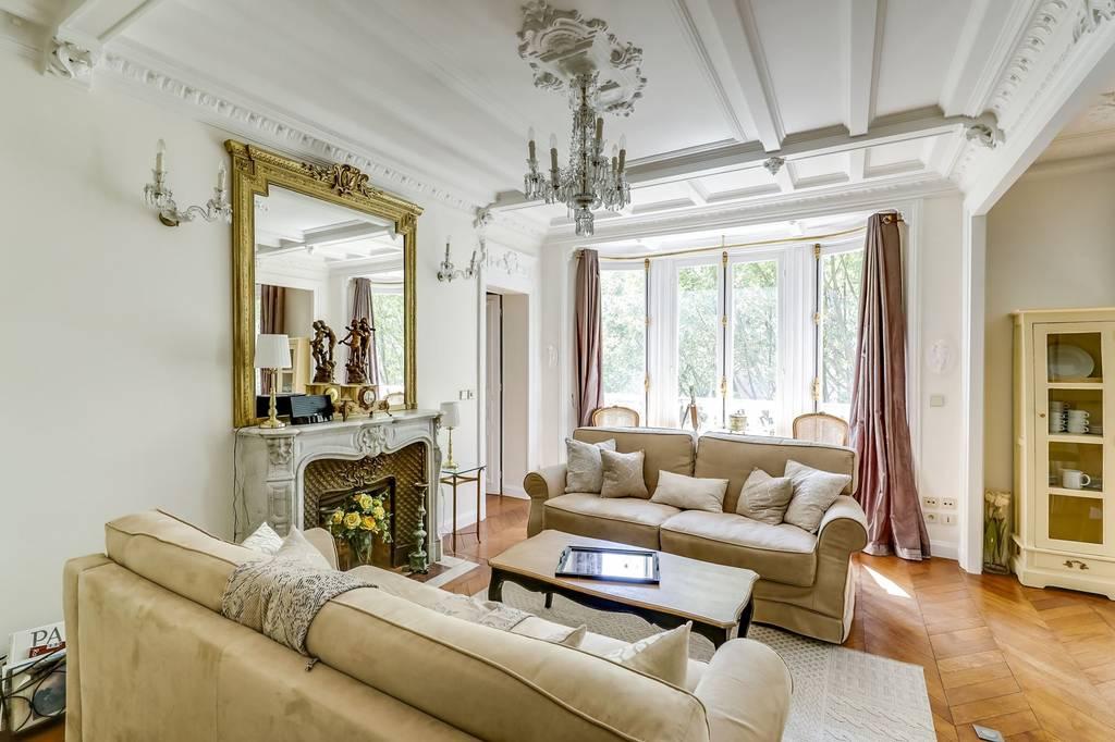 Appartement de luxe à Paris