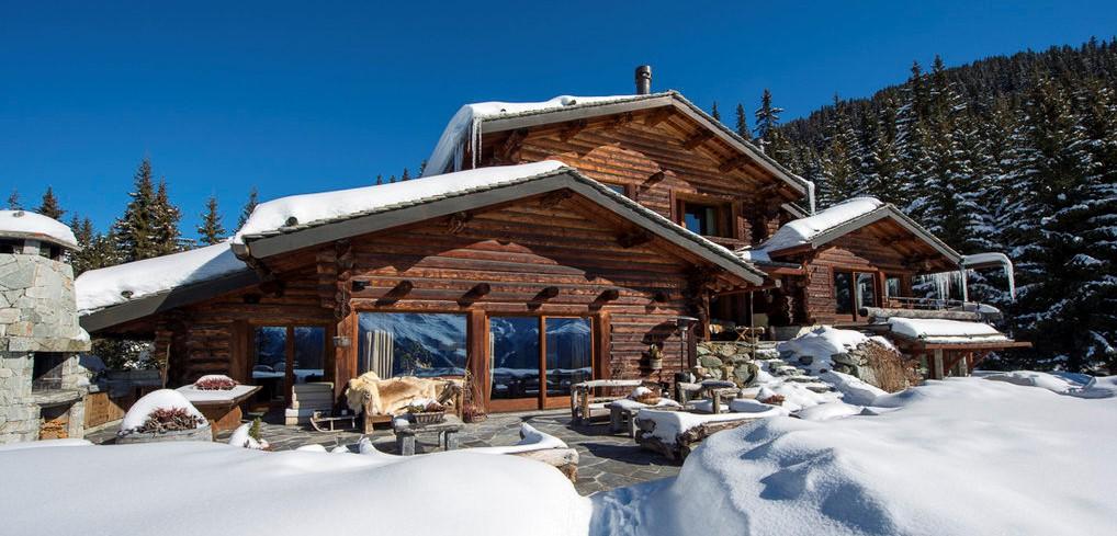 Maison de rêve pour le Nouvel An