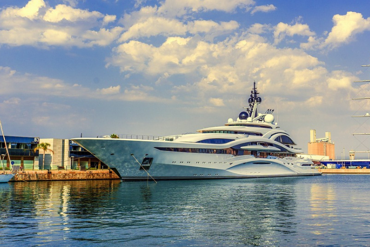 Une exclusive maison-yacht, autosuffisante et durable.